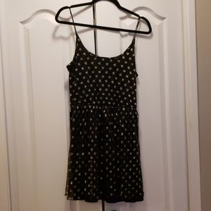 Charlotte Russe starry party dress